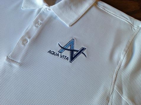 b46b44e2711 ... printing on embroidered shirts